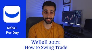 WeBull 2021: How t๐ Trade for Beginners ($100+ A Day)
