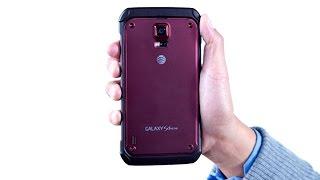 видео Обзор смартфона Samsung Xcover 3: стильный и защищенный