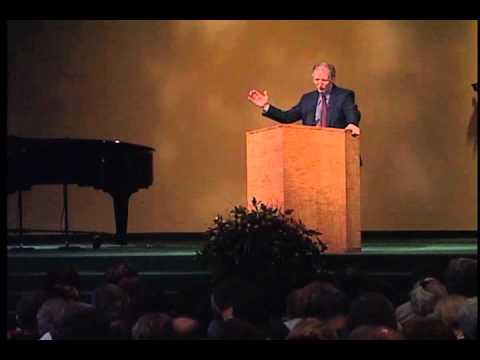 When I Don't Desire God, Part 4 – John Piper