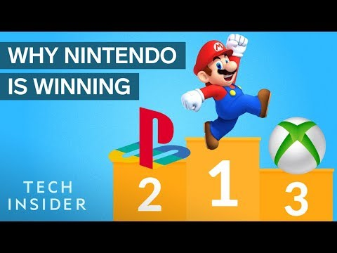 Why Nintendo Is Dominating Video Games | Untangled