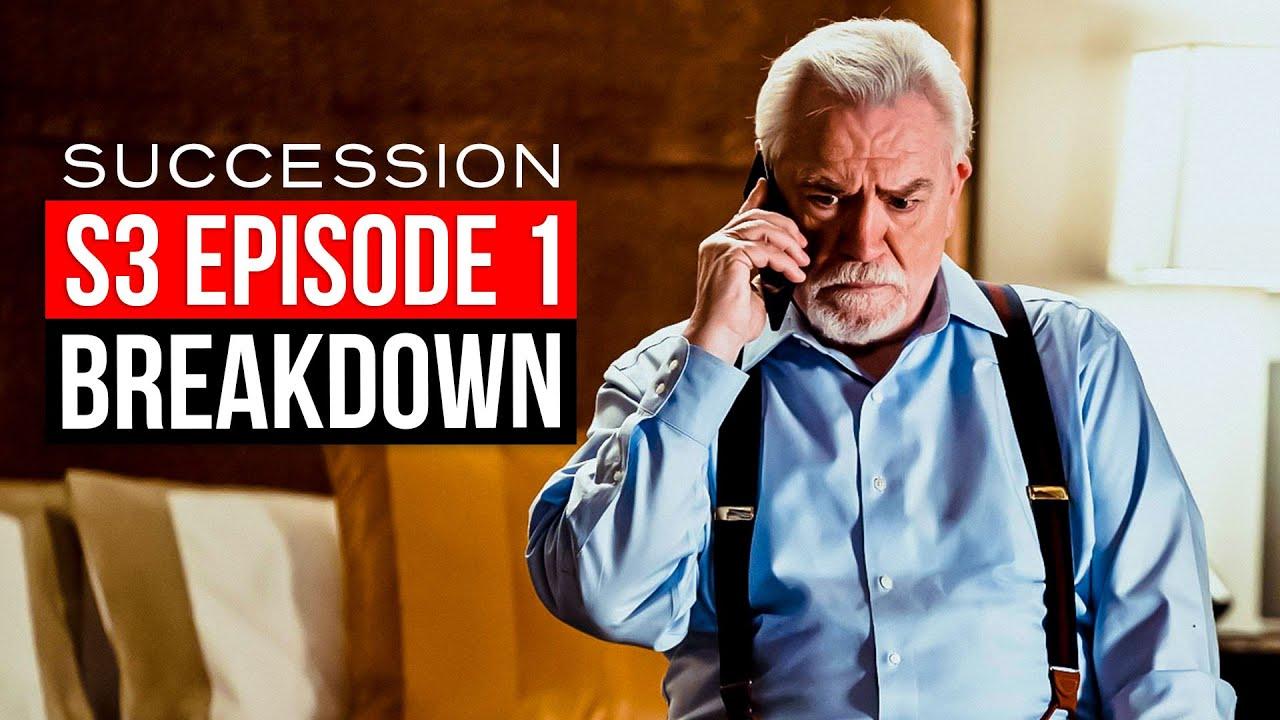 """Succession Season 3 Episode 1 Breakdown   """"Secession"""" Recap"""