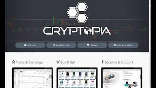 Обмен монеты 1337 на бирже cryptopia