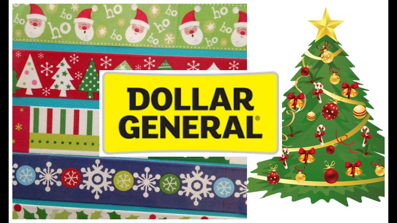 New Christmas Washi Tape From Dollar General - YouTube
