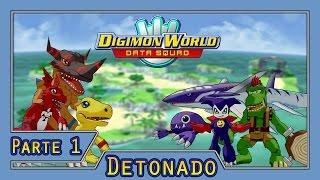 Digimon World Data Squad - Detonado Parte 1: Walter Island