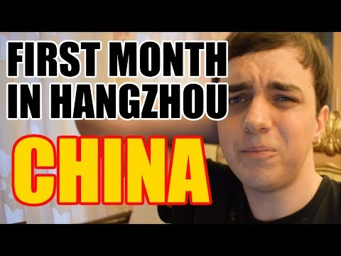 MY FIRST MONTH AS AN AU PAIR IN HANGZHOU CHINA! Weekly Au Pair Recap #4 [China Au Pair Vlog #12]