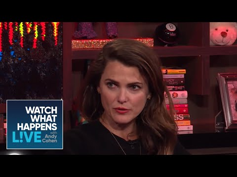 How Well Do Keri Russell And Matthew Rhys Know Each Other?  WWHL