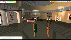 Online Virtual Chat Gameplay and Commentary