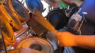 Drum Cover Tom Petty & The Heartbreakers Too Good To Be True Drums Drummer Drumming