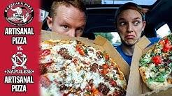 Bazbeaux Pizza vs. Napolese Pizza | An Indianapolis Pizza Showdown