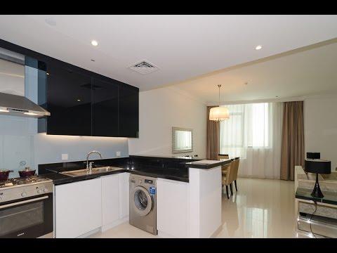 1 bedroom furnish in DAMAC Maison De Ville Breeze for rent