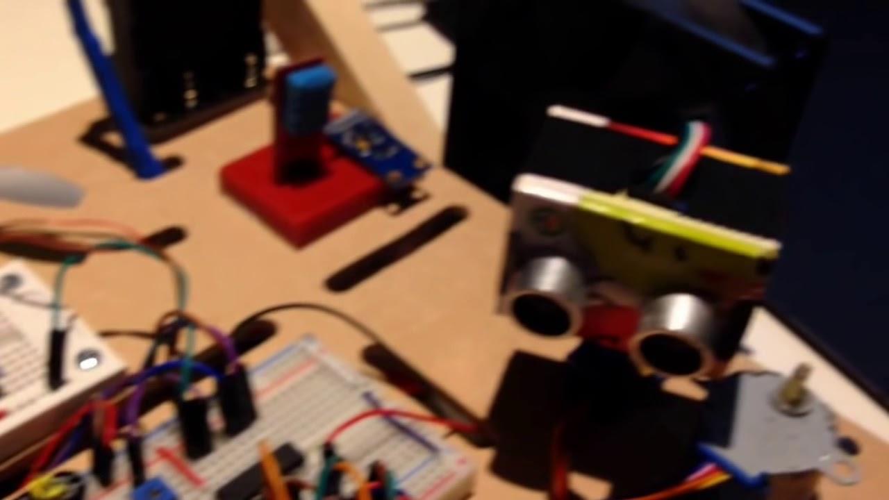 Arduino Radar Youtube