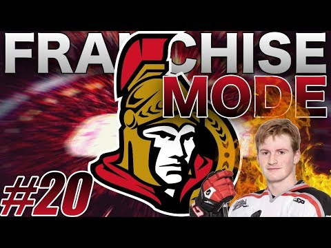 "NHL 19 - Ottawa Senators Franchise Mode #20 ""Filthy Top 6!"""