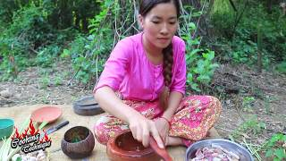 Cooking Technique: Amazing Cooking Duck Sour Soup In My Village