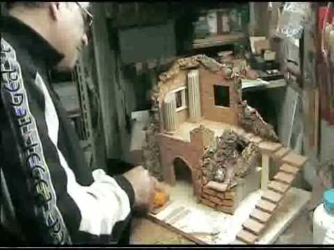 Come costruire un presepe youtube for Prestito per costruire una casa