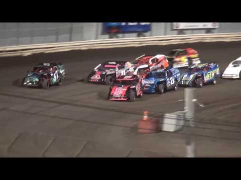 IMCA Modified Heat 1 Pepsi Lee County Speedway 9/14/19