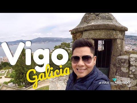 10 COSAS QUÉ HACER EN: VIGO ︱ Galicia 2 De 8 ︱ De Viaje Con Armando