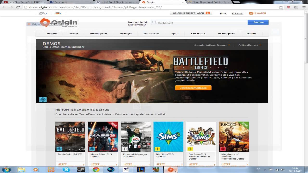 Battlefield 1942 download   shareware. De.