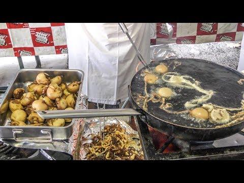 Italy Street Food.