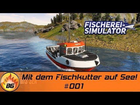FISCHEREI SIMULATOR #001   Mit dem Fischkutter auf See!   Fishing Barents Sea   Let's Play [HD]