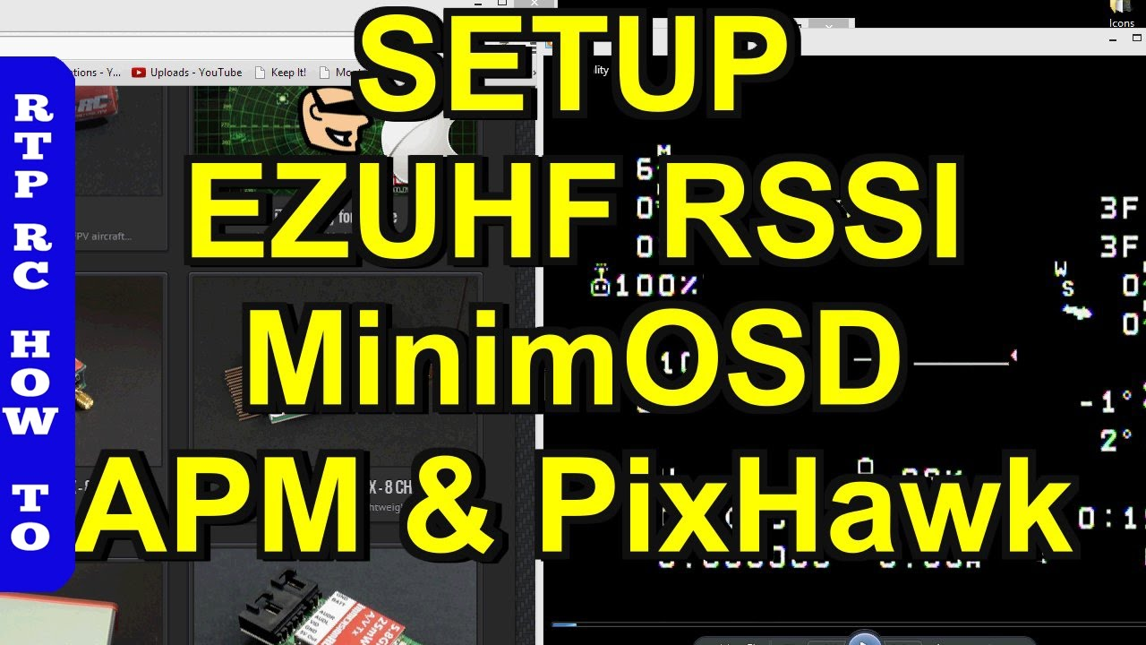 maxresdefault rssi ezuhf setup ezuhf lq or rssi on minimosd for apm youtube  at bayanpartner.co