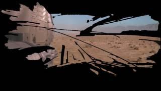Kirill Chelushkin. Attack. Video sculpture.