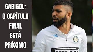 Flamengo deve dar as cartas em reunião definitiva sobre futuro de Gabigol, nesta 2ª feira, na Itália