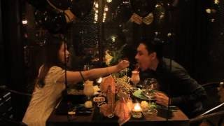 Chyntia's Vlog - Romantic Birthday Dinner
