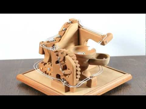 Marble Machine - Máquina de Bolitas