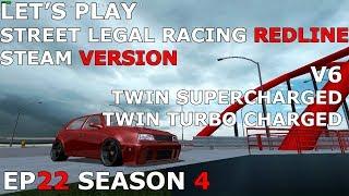 Let's Play Street Legal Racing Redline S4 - EP22 - BEST LOOKING FAKE GOLF EVER?