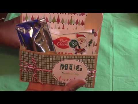 Craft Fair Idea: Stocking Stuffers: Mug Treats: