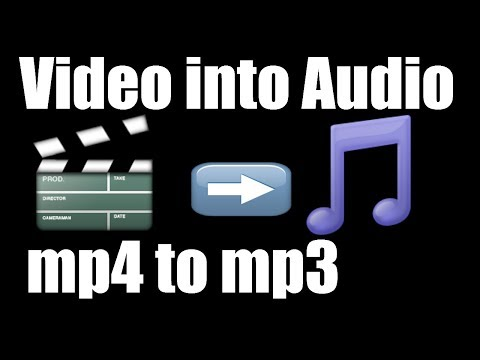 How To Convert Video Into Audio On Pc  Download Best Free Mp4 To  Converter In Urdu / Hindi