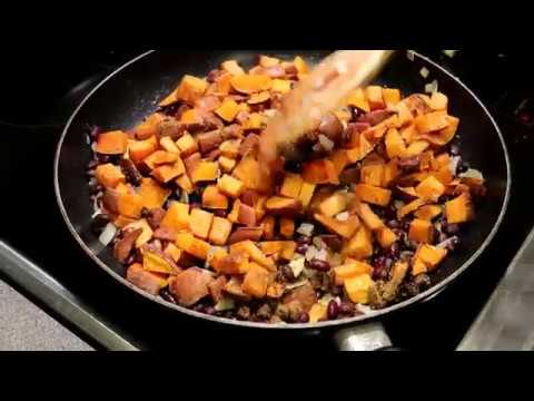 Sweet Potato and Black Bean Tacos Hello Fresh Recipe