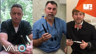 VALO Curing Light Clinician Testimonials   10 Years of Innovation