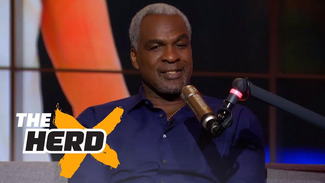 Charles Oakley on Michael Jordan vs LeBron James BIG3 James