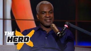 Download Charles Oakley on Michael Jordan vs LeBron James, BIG3, James Dolan | THE HERD (FULL INTERVIEW) Mp3 and Videos