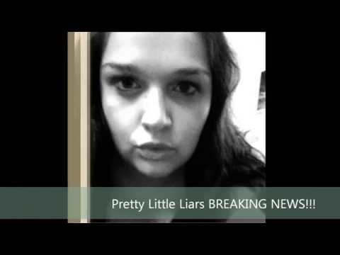 Breaking Pretty Little Liars TV News!!!!