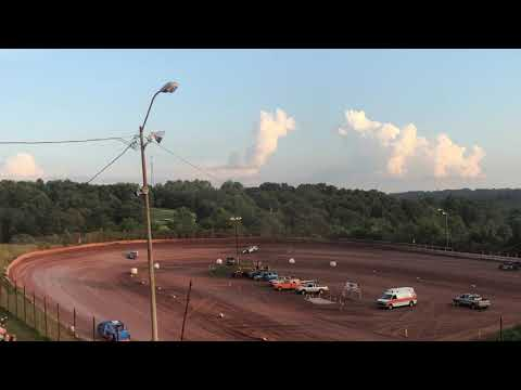 I-77 Speedway UMP Modified Qualifying 7-5-2019