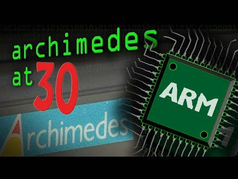 Reason for ARM (Acorn Archimedes at 30) - Computerphile