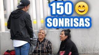 Regalando 150 SÁNDWICHES en la calle | Recibimos 150 SONRISAS | SKabeche