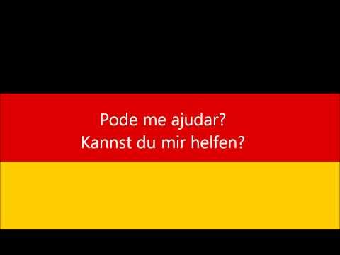 Aprender Alemão: 100 Frases em Alemão Para Iniciantes