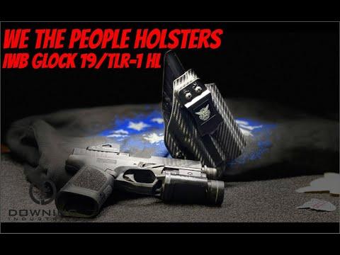 We The People Holster Unboxing- G19/TLR-1HL