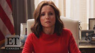 Julia Louis-Dreyfus Reacts To 'Veep' Finale