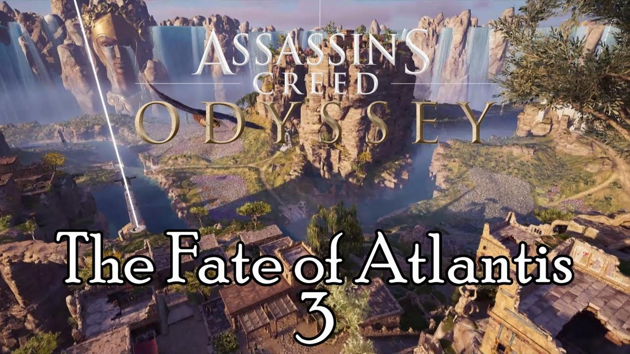 Assassins Creed Odyssey - The Fate of Atlantis 3 thumbnail