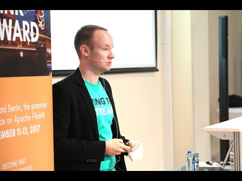 """""""Hit me, baby, just one time"""" – Building End-to-End Exactly-Once Apps w/ Flink - Piotr Nowojski"""