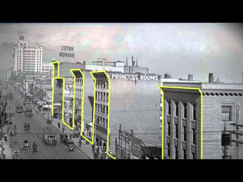 A Brief History of Granville Street