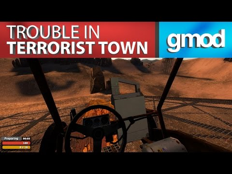 Trouble in Terrorist Town: Traitors Are Bad  // Garry's Mod