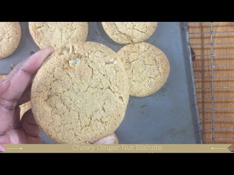 Soft Ginger Cookies Without Molasses : Soft Gingerbread Cookies