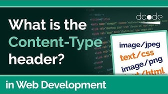 The Content-Type Header Explained (with examples)   Web Development Tutorial