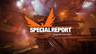The Division 2: Special Report - Operation Iron Horse | Ubisoft [NA]