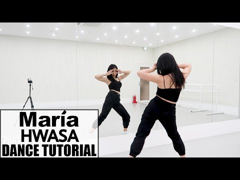 화사 (Hwa Sa) - 마리아 (Maria) - Lisa Rhee Dance Tutorial